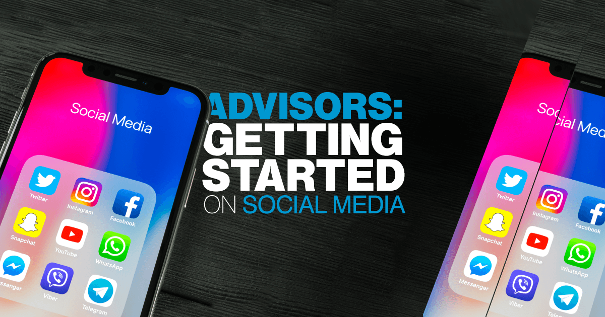 Social media is an invaluable tool for advisors who cater to individual investors. Today we begin a series designed to help you take advantage of the opportunity.