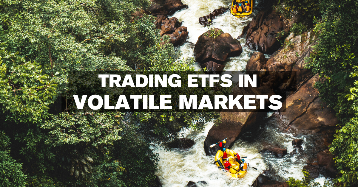 Keep these four key tips in mind when implementing exchange-traded fund (ETF) investment decisions during periods of market volatility.
