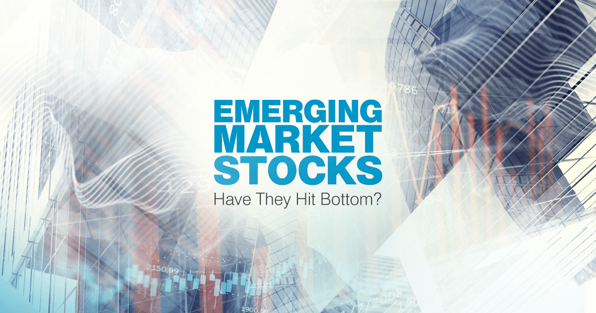 2018 hasn't been kind to emerging markets. Sr. Portfolio Manager Patricia Ribeiro believes fears of contagion, which never materialized, caused the recent volatility. Read why she's still encouraged by opportunities.