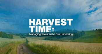 Tax-loss harvesting lets you use the losses of one investment to offset gains in another. Learn how it may help reduce your tax bill.