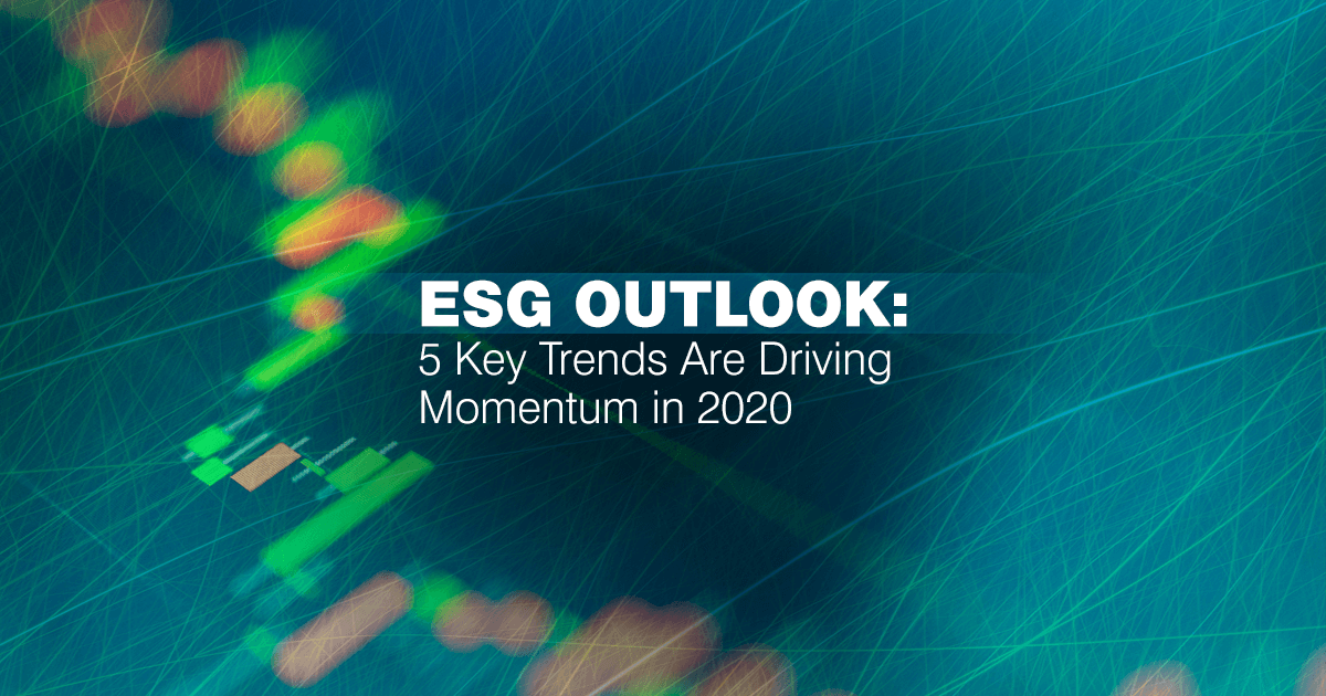 Learn how addressing certain trends may not only help mitigate downside ESG-related risk and increase the possibility of upside potential, but also help managers adapt to the prevailing shift in mindset toward sustainable investing.